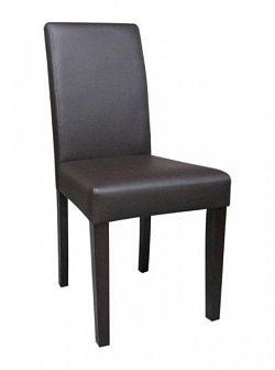 Idea Jídelní židle Prima, hnědá