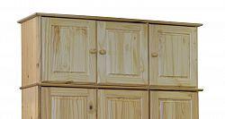 Idea Nádstavec skříně N8864-I, masiv borovice