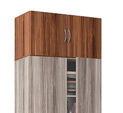 Idea Nástavec 2 dveřový 405062 ořech