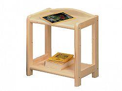Idea Noční stolek 710, masiv smrk