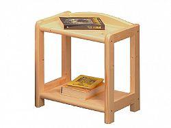 Idea Noční stolek 810, masiv smrk