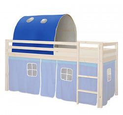 Idea Tunel pro patrovou postel 832, modrý