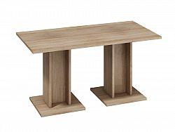 Jídelní stůl Bond velký Moravia Flat 4203704 (dub sonoma)