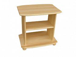 MAGNAT RTV stolek nr.25, masiv borovice, moření: ...