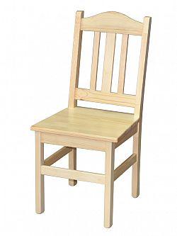 MAGNAT Židle nr.1, masiv borovice, moření: ...