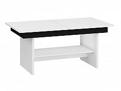 MORAVIA FLAT Konferenční stolek DALLAS rozkládací LESK, barva: