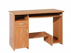 MORAVIA FLAT PC stůl se skříňkou KIER, barva: