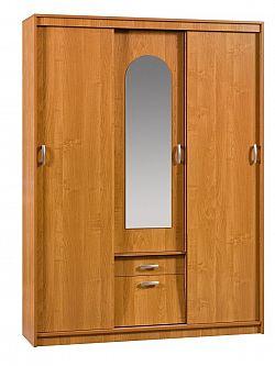 MORAVIA FLAT Předsíň ALEXANDER 4 se zrcadlem, barva:
