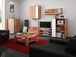 MORAVIA FLAT SKY, RTV stolek s dvířky, barva: ...