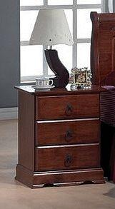 Smartshop BOSTON, noční stolek, třešeň antická