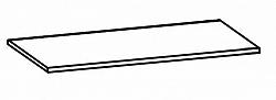 Smartshop Deska 60 cm FOR 60, korpus bílá alpská