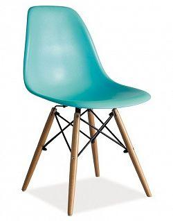 Smartshop Jídelní židle ENZO, mořská