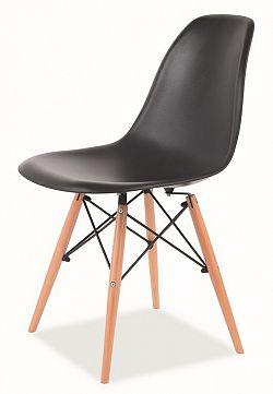 Smartshop Jídelní židle MODENA, černá