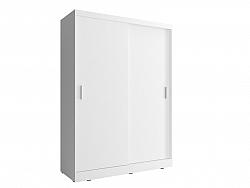 Smartshop Skříň WIKI 130 cm, bílá