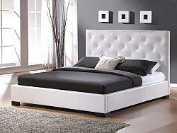 Smartshop TERANO, postel 180x200 cm, bílá
