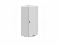 Tempo Kondela INVITA TYP 3 rohová skříň, bílá