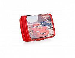 BANQUET Box svačinový CARS 17 x 13 x 6,5 cm
