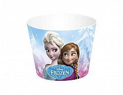 BANQUET Kbelík na popcorn Frozen, prům.18cm, výška 14cm