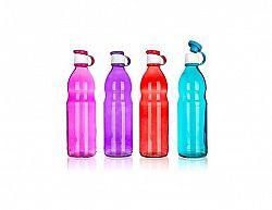 BANQUET Láhev skleněná barevná ZEN 1000 ml