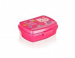 BANQUET Svačinový box Hello Kitty