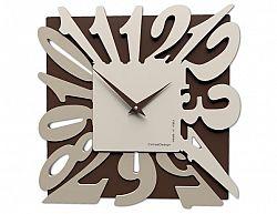 Designové hodiny 10-032-11 CalleaDesign Dalilah 37cm