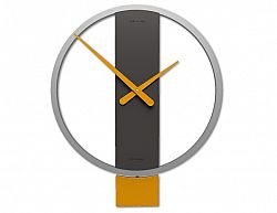 Designové hodiny 11-011-62 CalleaDesign Kurt 53cm