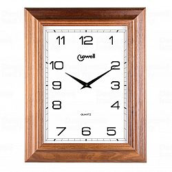 Designové nástěnné hodiny 03502 Lowell 40cm