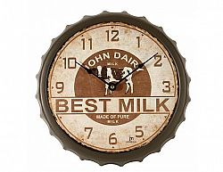 Designové nástěnné hodiny 21447 Lowell 33cm