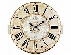 Designové nástěnné hodiny 21456 Lowell 34cm