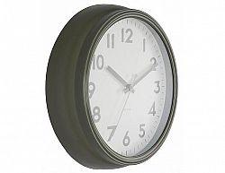 Designové nástěnné hodiny 5610GY Karlsson 38cm