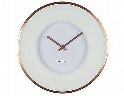 Designové nástěnné hodiny 5614 Karlsson 30cm