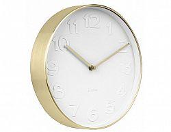 Designové nástěnné hodiny 5673 Karlsson 28cm