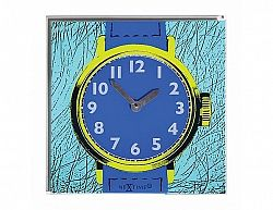 Designové nástěnné hodiny 8157 Nextime Watch One 43cm