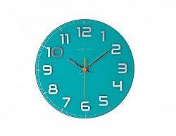 Designové nástěnné hodiny 8817tq Nextime Classy round 30cm