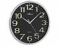 Designové nástěnné hodiny Atlanta AT4428-7