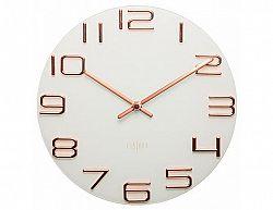 Designové nástěnné hodiny CL0066 Fisura 30cm