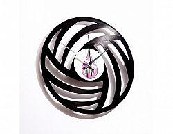 Designové nástěnné hodiny Discoclock 005 Pure Wool 30cm