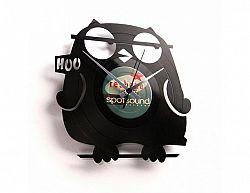 Designové nástěnné hodiny Discoclock 042 Wize guy 30cm