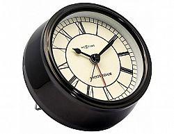 Designové stolní hodiny 5199zw Nextime Small Amsterdam 11cm