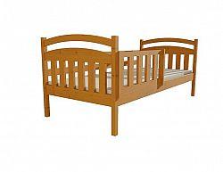 Dětská postel DP 001 dub, 90x200 cm