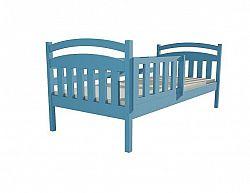Dětská postel DP 001 modrá, 90x200 cm
