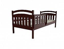 Dětská postel DP 001 ořech, 90x200 cm