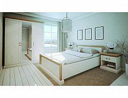 Ložnice Royal bílá