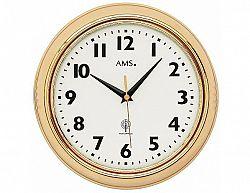 Nástěnné hodiny 5964 AMS řízené rádiovým signálem 23cm