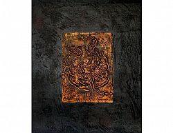 Obraz - Bronz v rámu