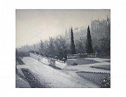 Obraz - Cesta parkem