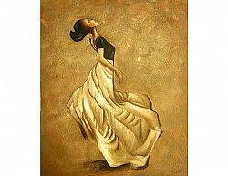 Obraz - Orientální tanečnice