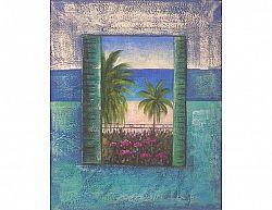 Obraz - Pláž v rámu