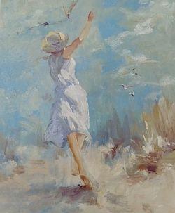 Obraz - Svoboda léta