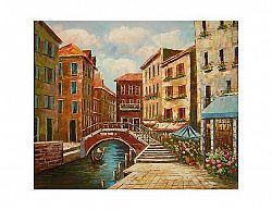 Obraz - Ulička Benátek
